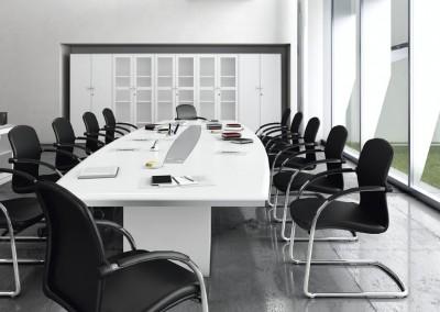 Mesas de reunión serie Omega