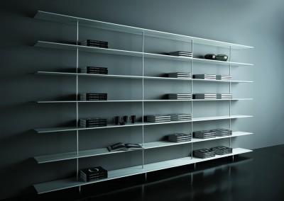 Libreria aluminio de Sellex