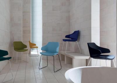 Sillas y asientos Meraviglia de Luxy