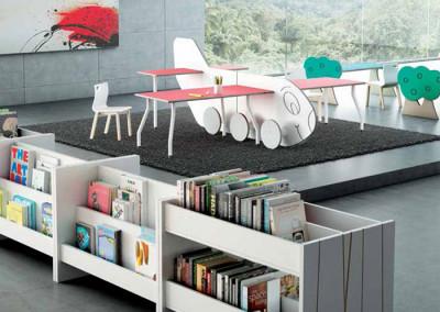 Muebles para guarderia y zonas infantiles Tagar serie Dreams