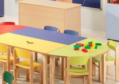 Muebles para guarderia y zonas infantiles Tagar
